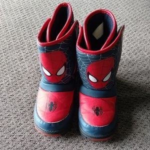 Other - Boys Spiderman snow boots